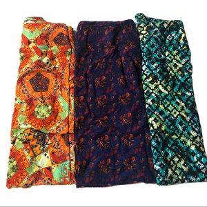 7 piece leggings bundle